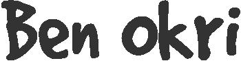 Ben Okri Logo