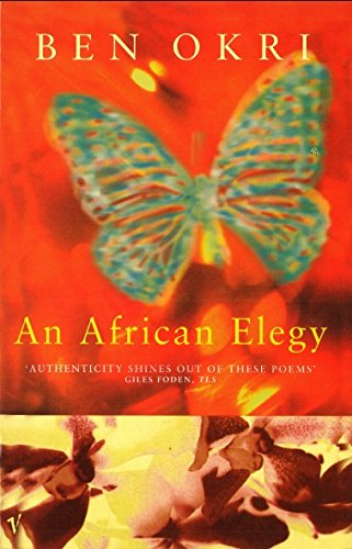 An African Elegy - Ben Okri Book Cover Image