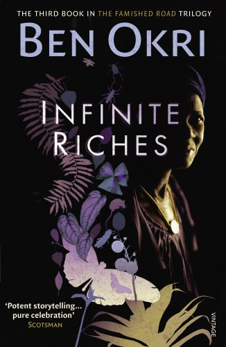 Infinite Riches - Ben Okri Book Cover Image